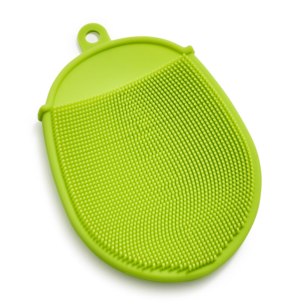 Silicone Cleaning Mitt