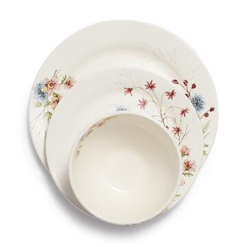 Wildflower 12-Piece Dinnerware Set