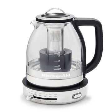 KitchenAid® Electric Glass Kettle