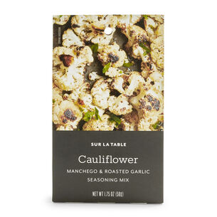 Manchego & Roasted Garlic Cauliflower Seasoning