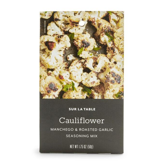 Manchego & Roasted Garlic Cauliflower Seasoning