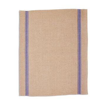 "Thieffry Monogramme Linen Kitchen Towel, 28"" x 20.5"""