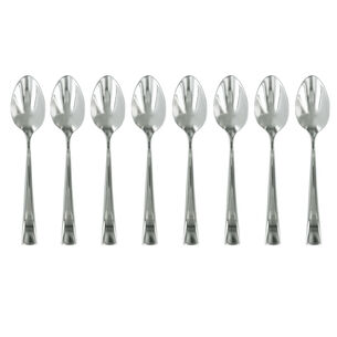 Zwilling J.A. Henckels Bellasera Black Espresso Spoons, Set of 8