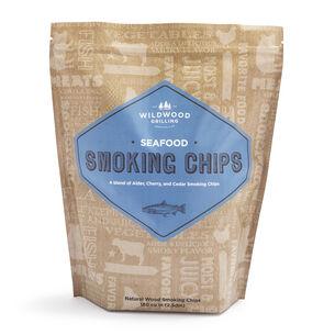 Seafood Smoking Chip Blend