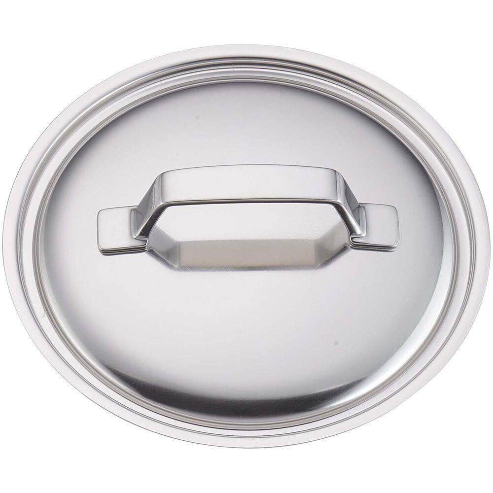 Demeyere Alu Pro Open Saucepan, 2 qt.