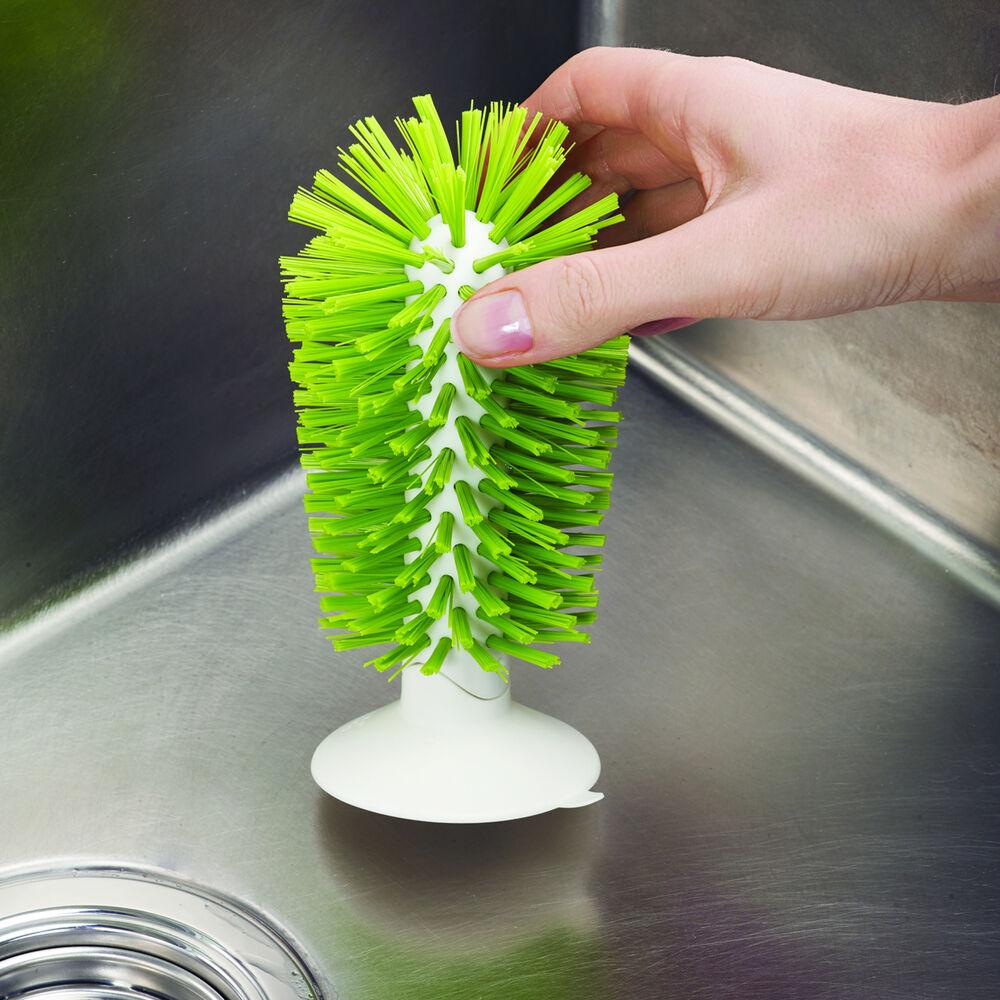 Joseph Joseph Brush-Up Glassware Brush