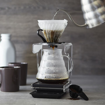 Hario V60 Drip Brewer, Glass