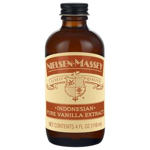 Nielsen-Massey Indonesian Pure Vanilla Extract, 4 oz.