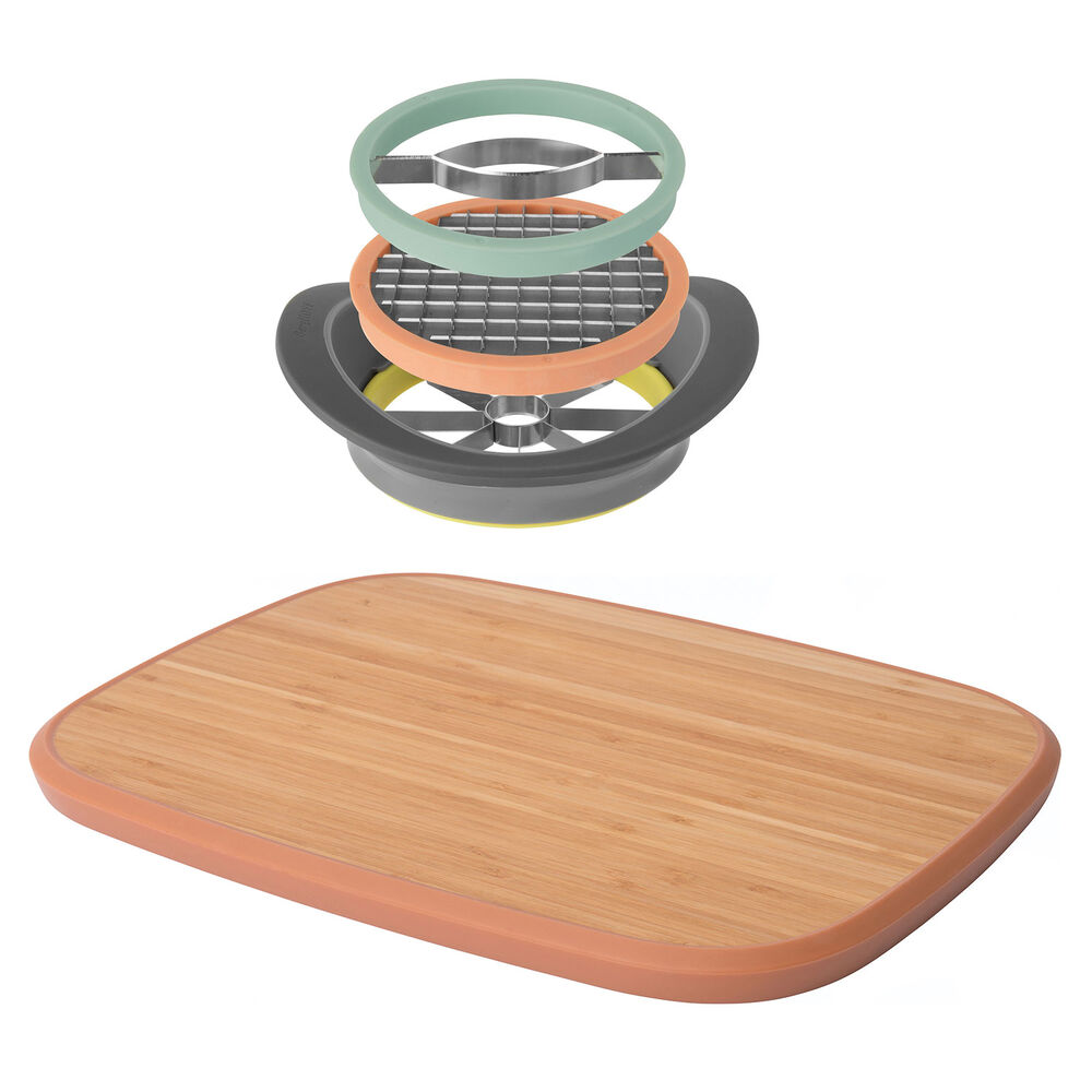 Leo All-in-One Slicer with Cutting Board