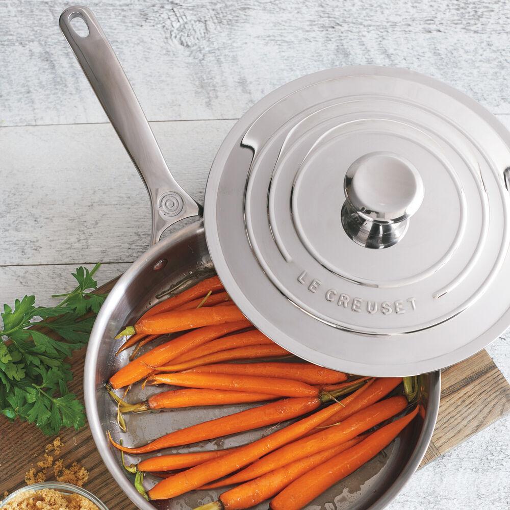 Le Creuset Stainless Steel Sauté Pan