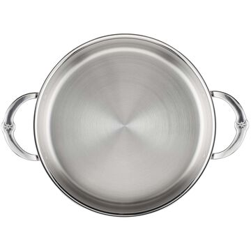 Hestan ProBond Stainless Steel Sauteuse, 3.5 qt.