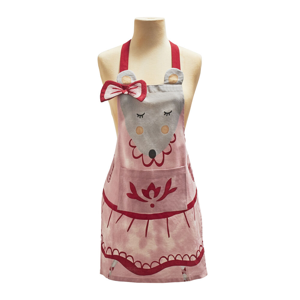 Child S Ballerina Mouse Apron