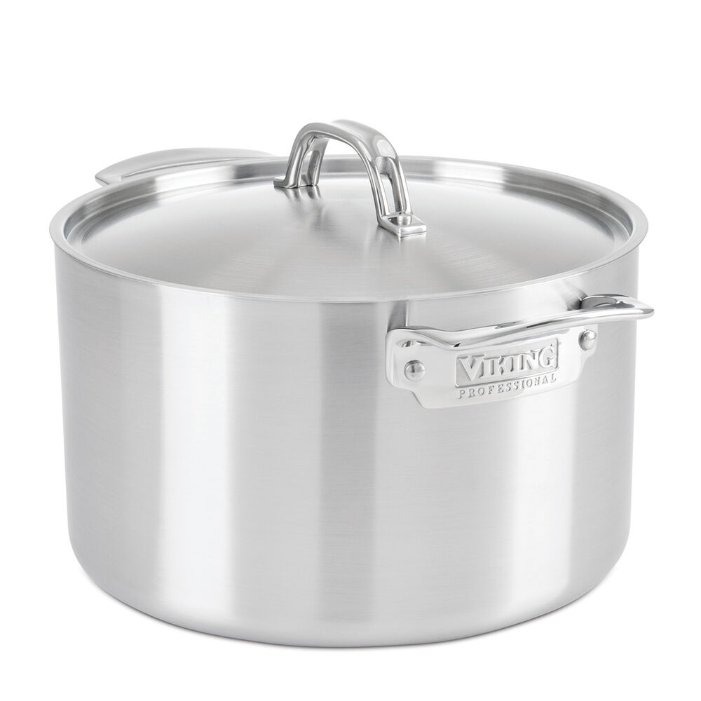 Viking Professional 5-Ply Stainless Steel Stockpot