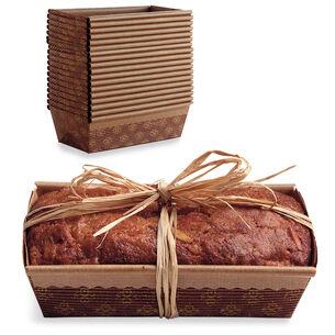 Paper Loaf Molds