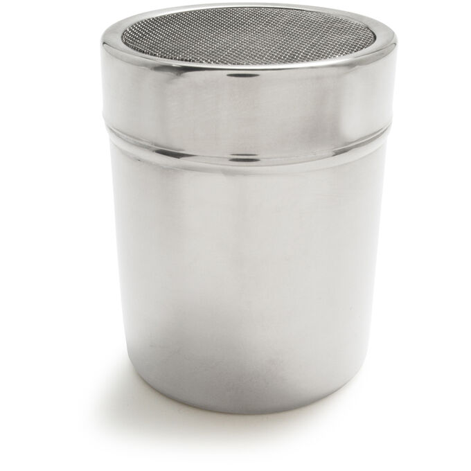 Stainless Steel Sugar Shaker with Lid