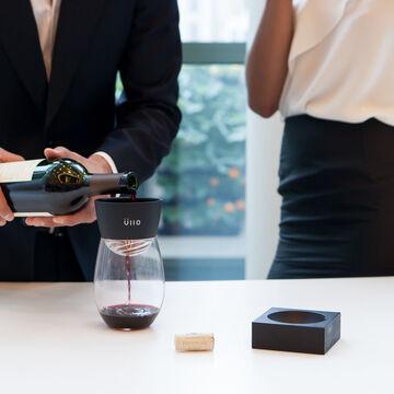 Üllo Carafe Set with Wine Purifier