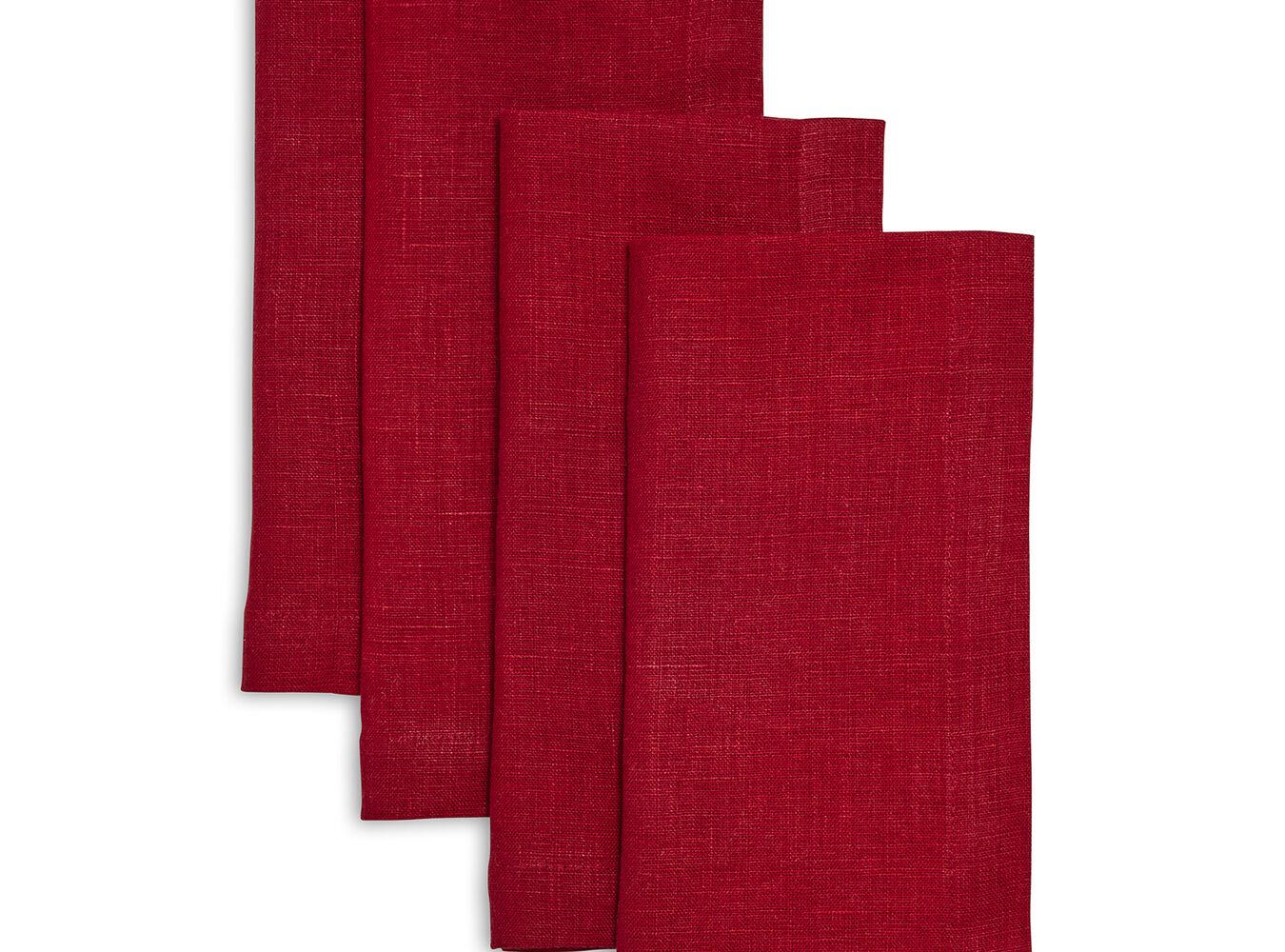 Linen Napkins, Set of 4   Sur La Table