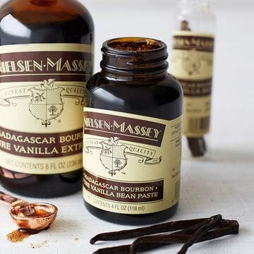 Madagascar Pure Vanilla Bean Paste, 4 oz.
