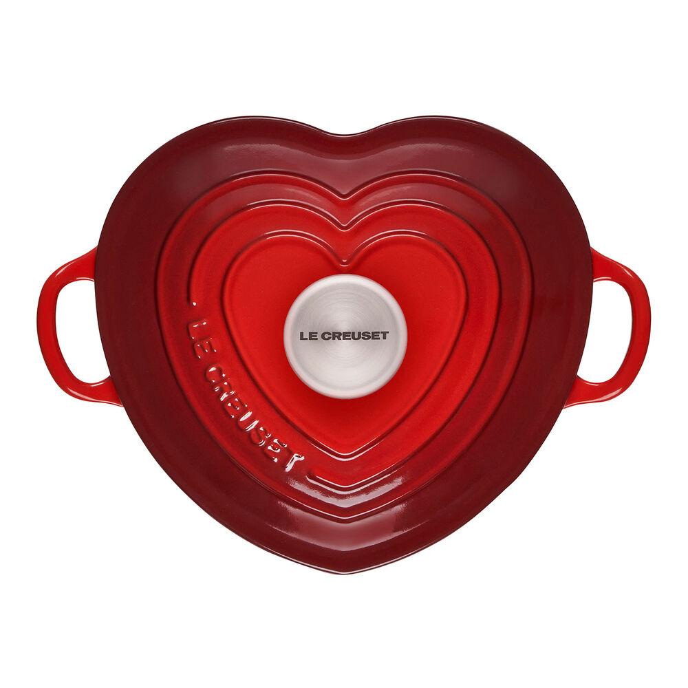 Le Creuset Heart Cocotte, 2 qt.