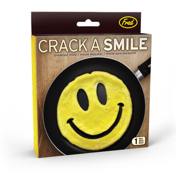 Fred Crack a Smile Breakfast Mold