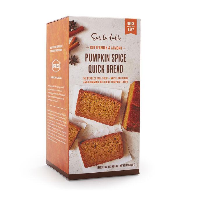 Sur La Table Buttermilk Almond Pumpkin Spice Loaf Mix