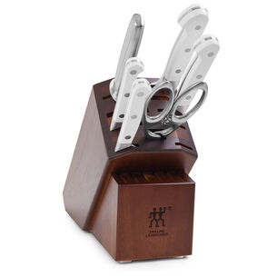 Zwilling J.A. Henckels Pro Le Blanc 7-Piece Knife Block Set