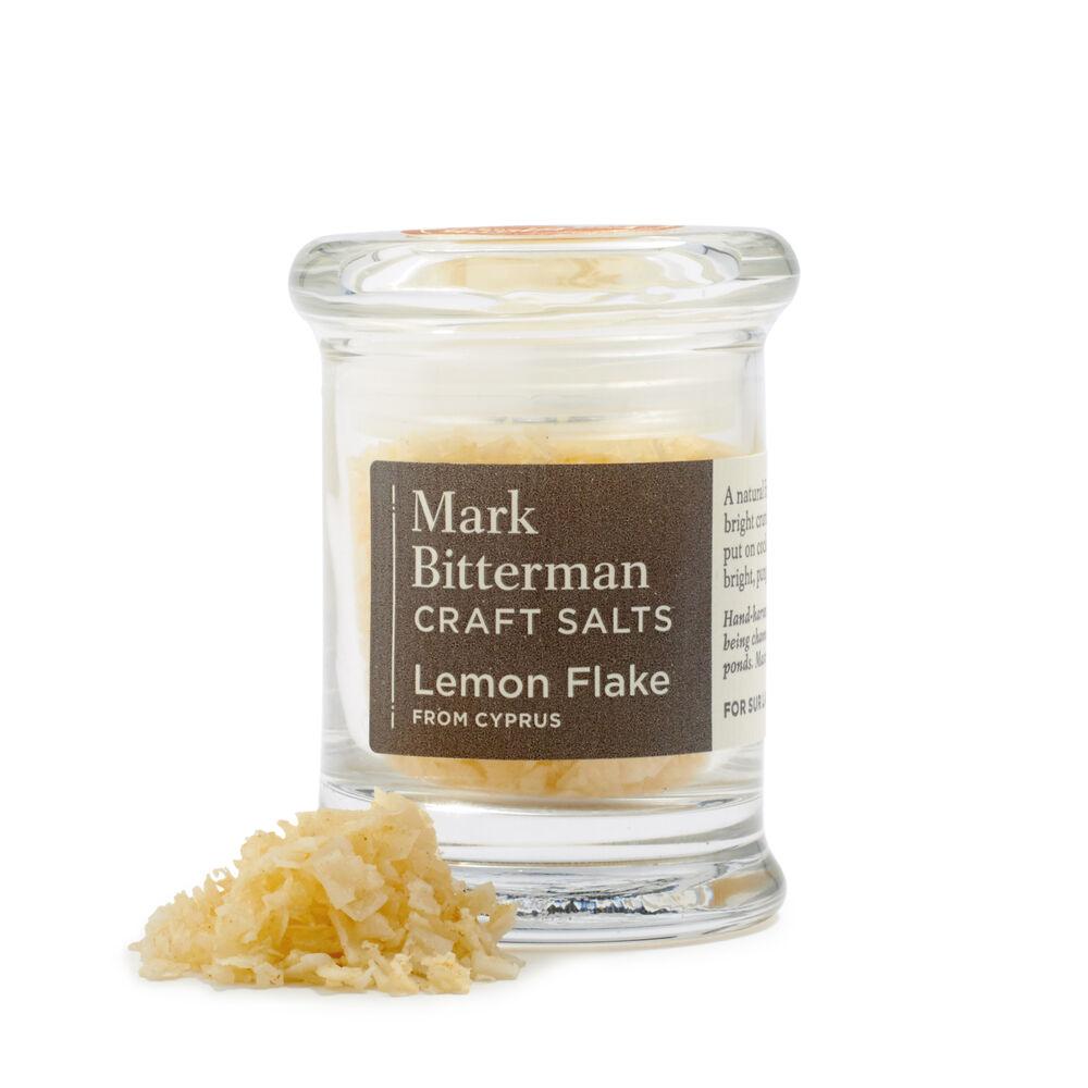Bitterman's Lemon Flake Salt