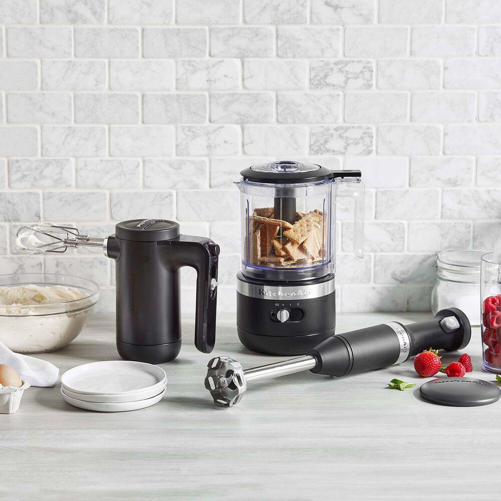 KitchenAid® Cordless Food Chopper, 5 Cup