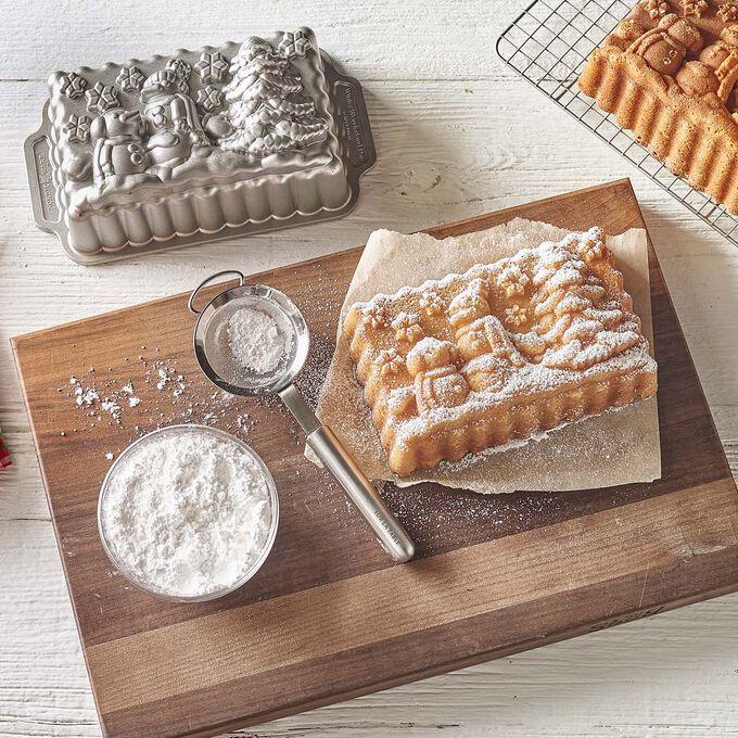 Nordic Ware Winter Wonderland Loaf Pan