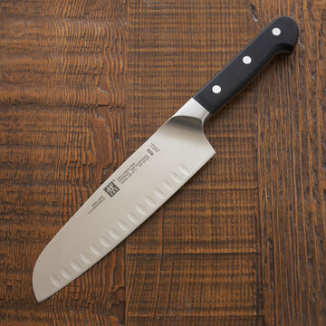 """Zwilling J.A. Henckels Pro Santoku Knife, 7"""""""