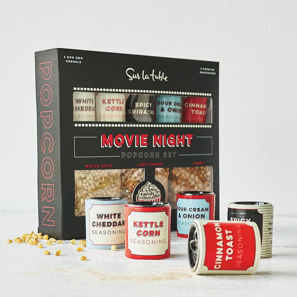 Sur La Table Movie Night Popcorn Set