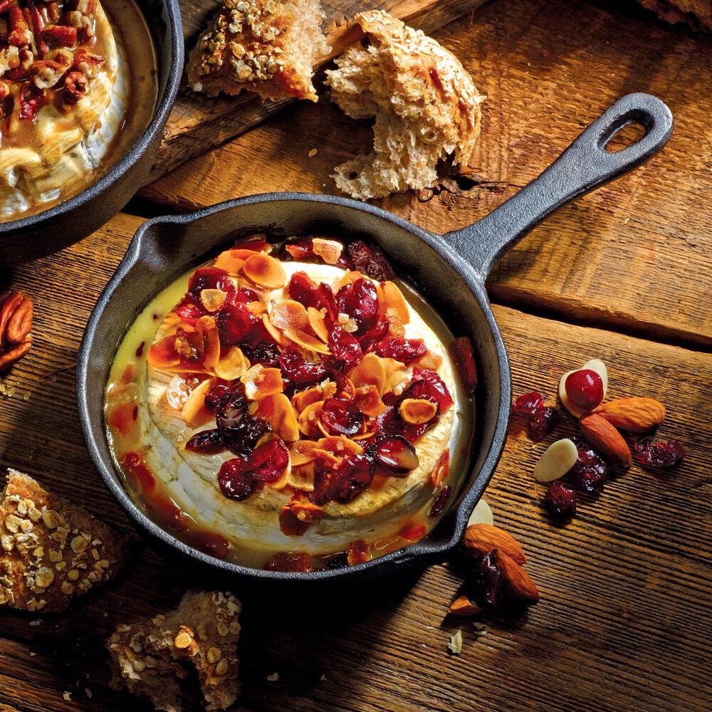 Gourmet Village Baked Brie Skillet Dip Kit