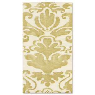Light Gold Palazzo Paper Guest Napkins, Set of 15