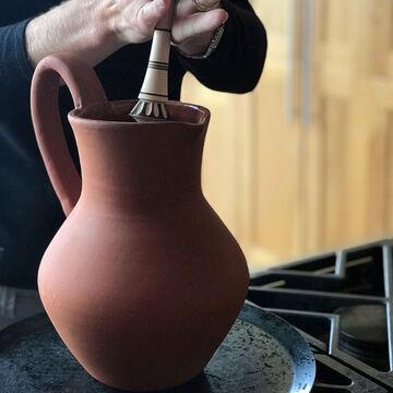 Verve Culture Mexican Hot Chocolate Jug