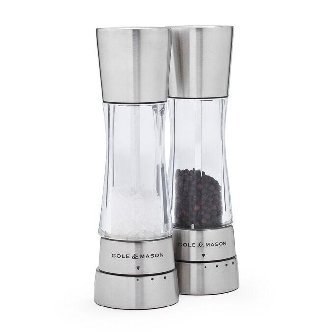 Cole & Mason Derwent Salt and Pepper Mill Gift Set