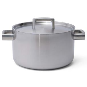 BergHOFF Ron 5-ply Stainless Steel Casserole with Lid