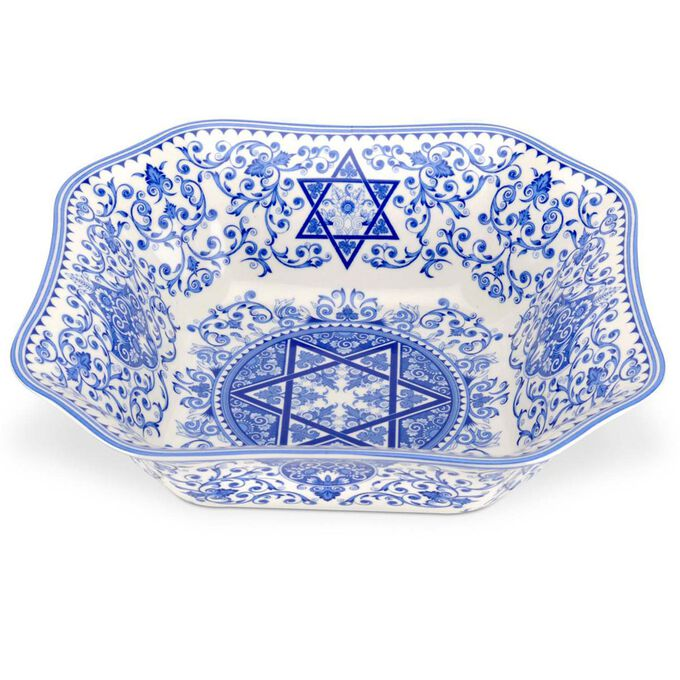 Spode Judaica Serving Dish