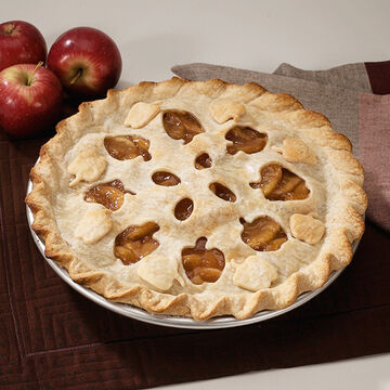 Nordic Ware Leaves & Apples Reversible Pie Cutter