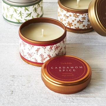 Cardamom Spice Soy Candle, 3 oz.