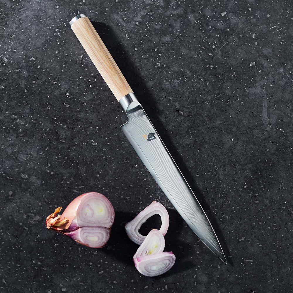 "Shun Classic Blonde Utility Knife, 6"""
