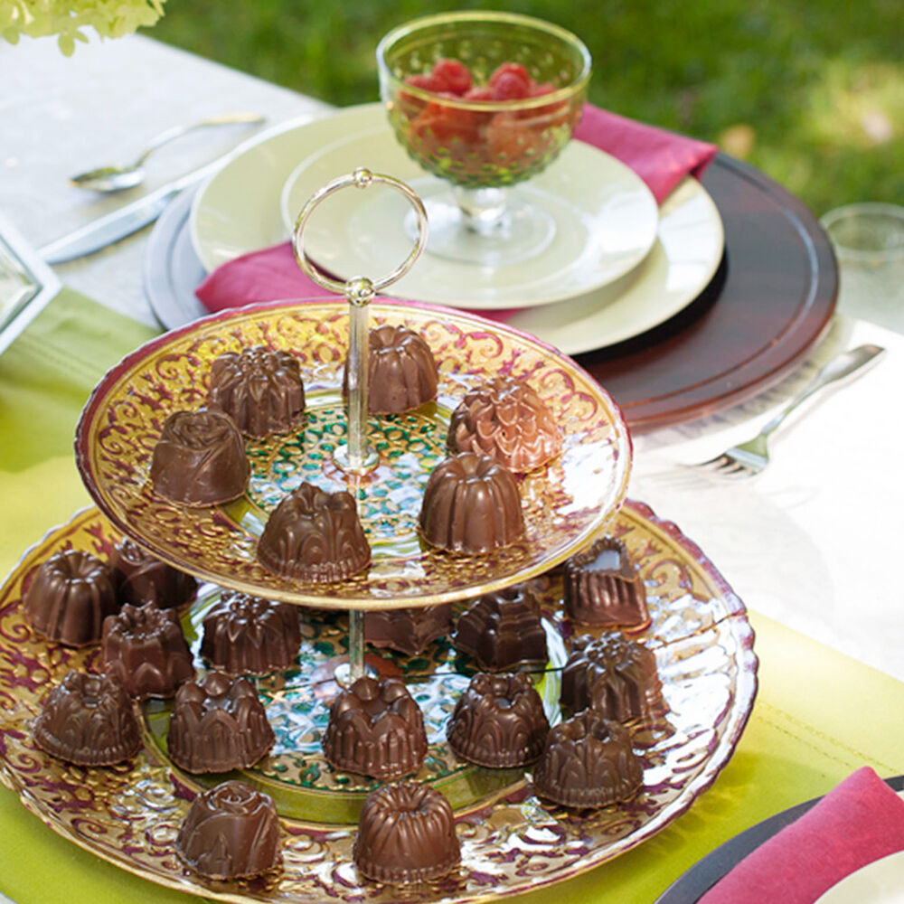 Nordic Ware Tea Cake and Candy Pan