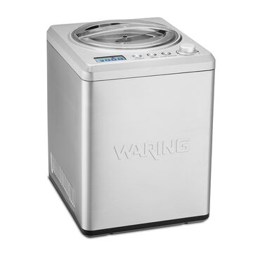 Waring Commercial Compression Ice Cream Maker, 2.5 qt.