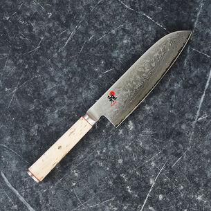 "Miyabi Birchwood Santoku Knife, 7"""
