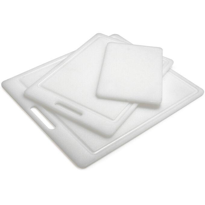 Sur La Table Polypropylene Cutting Boards, Set of 3