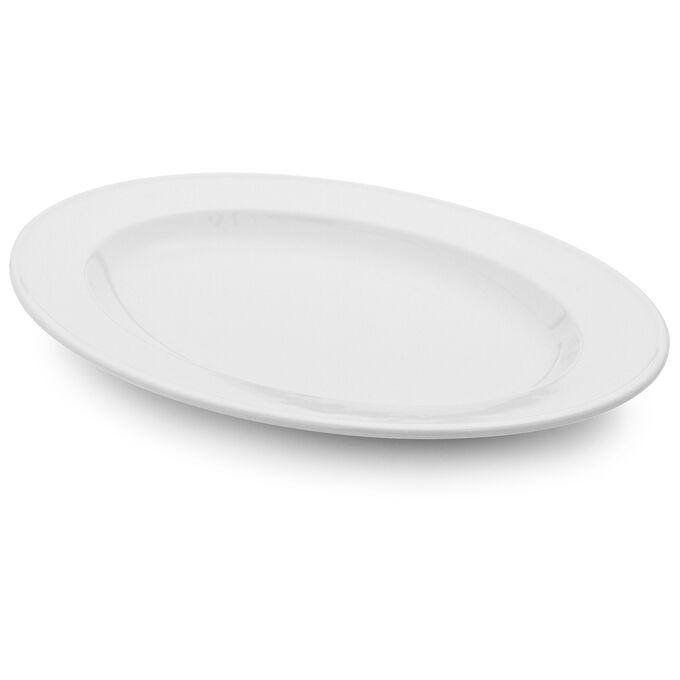 Bistro Oval Serving Platter