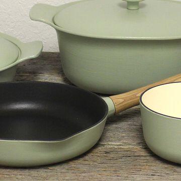 BergHOFF Ron 8-Piece Cast Iron Cookware Set