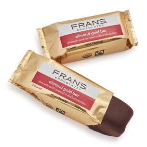 Fran's Chocolates Almond Gold Bar