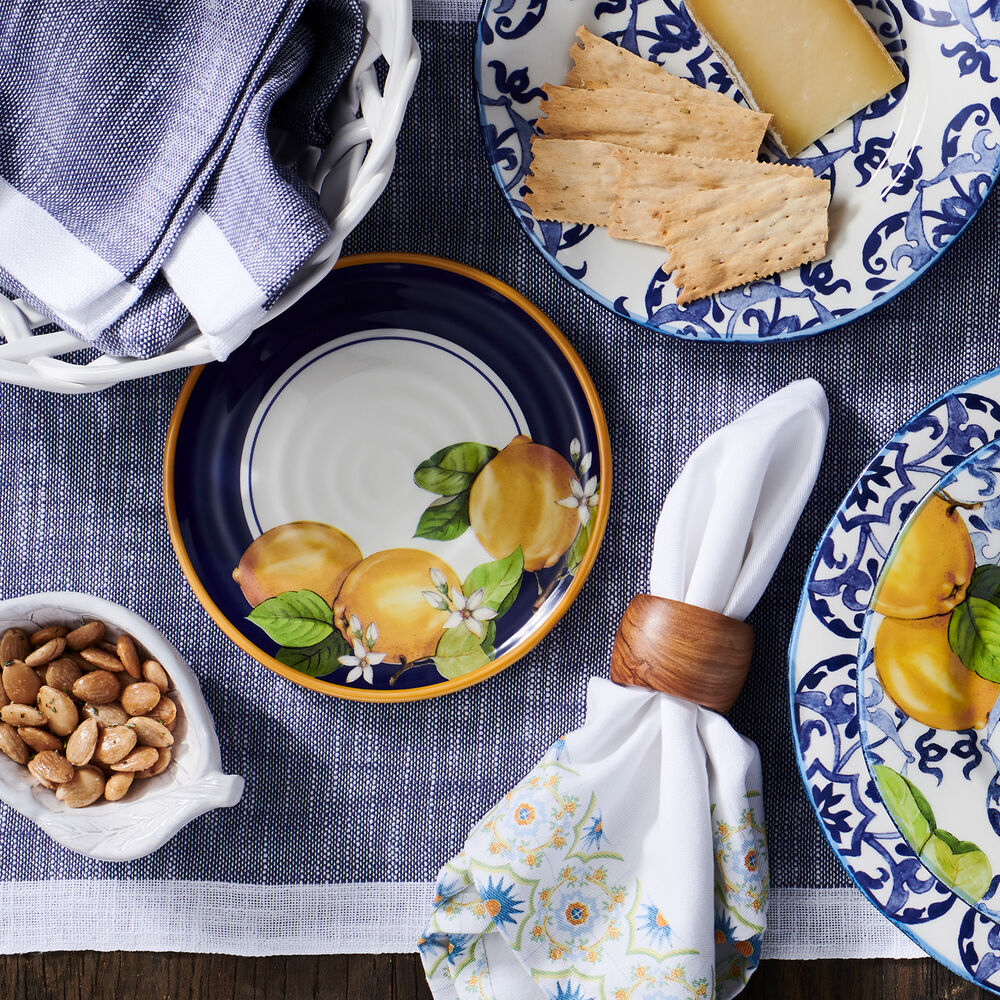 """Limone Appetizer Plate, 6.75"""""""