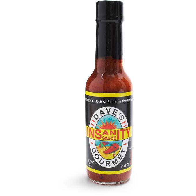 Dave's Gourmet Insanity Hot Sauce