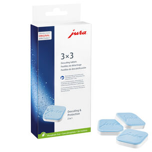 JURA 2-Phase Descaling Tablets